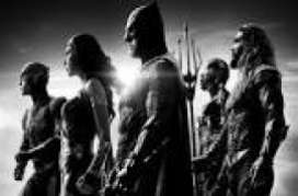 Zack Snyders Justice League 2021
